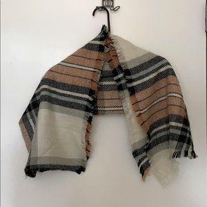 American Eagle blanket scarf
